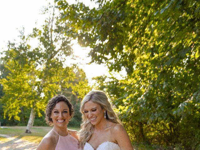 Dan and Lauren's Wedding in Topsfield, Massachusetts 61