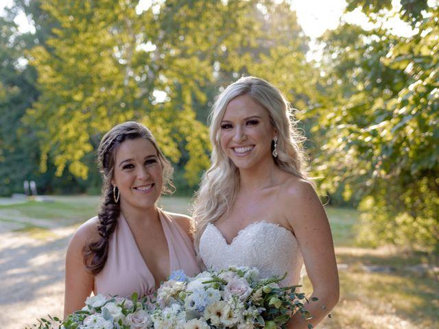 Dan and Lauren's Wedding in Topsfield, Massachusetts 63