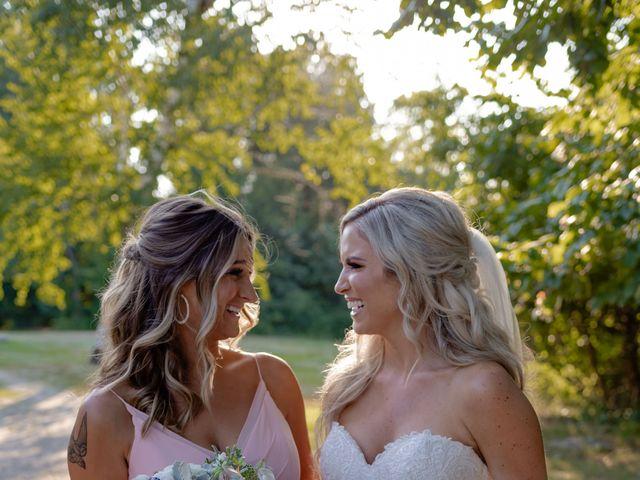 Dan and Lauren's Wedding in Topsfield, Massachusetts 64