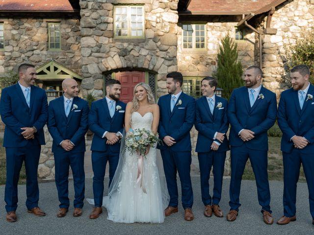 Dan and Lauren's Wedding in Topsfield, Massachusetts 65