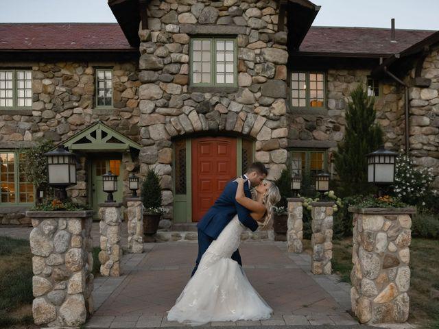 Dan and Lauren's Wedding in Topsfield, Massachusetts 69