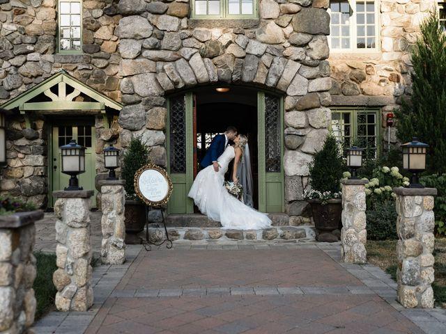 Dan and Lauren's Wedding in Topsfield, Massachusetts 72