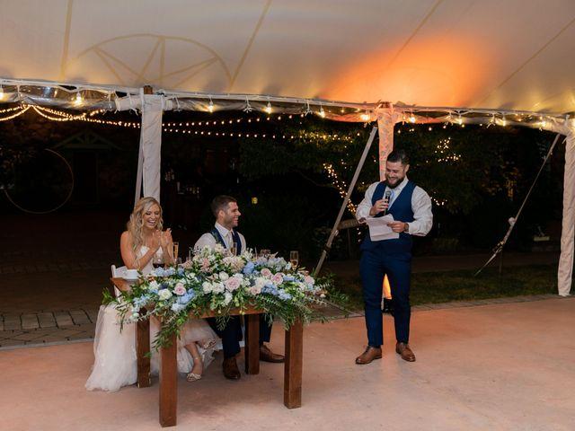 Dan and Lauren's Wedding in Topsfield, Massachusetts 74
