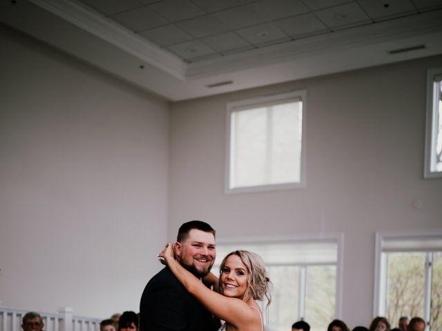 Beau and Timber's Wedding in Ashland, Ohio 3