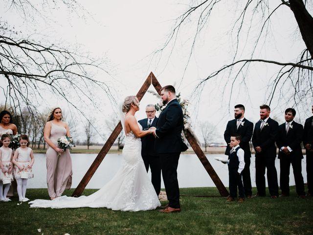 Beau and Timber's Wedding in Ashland, Ohio 2