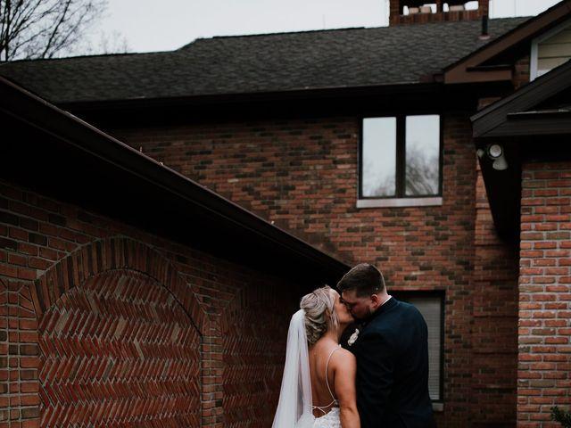 Beau and Timber's Wedding in Ashland, Ohio 5