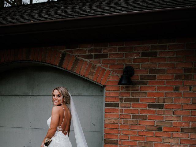 Beau and Timber's Wedding in Ashland, Ohio 6