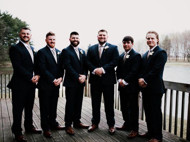 Beau and Timber's Wedding in Ashland, Ohio 10