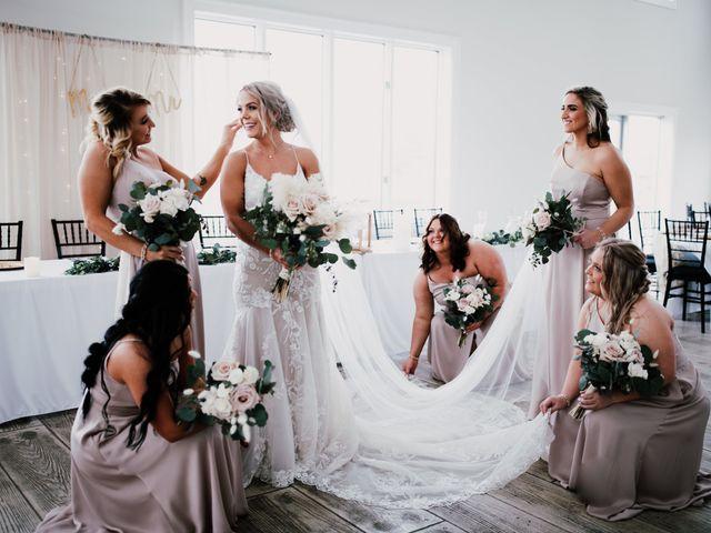 Beau and Timber's Wedding in Ashland, Ohio 11