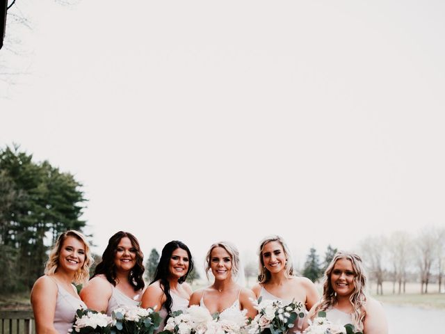Beau and Timber's Wedding in Ashland, Ohio 12