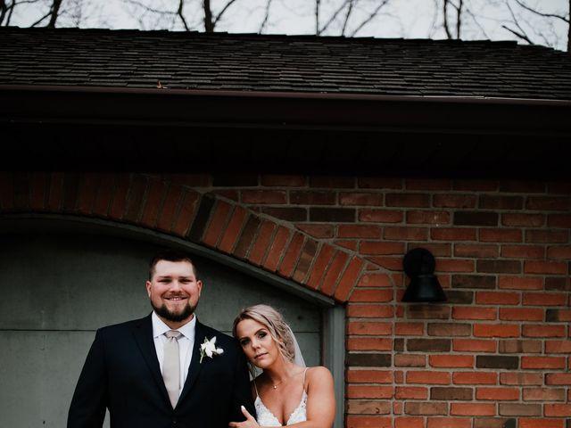 Beau and Timber's Wedding in Ashland, Ohio 16