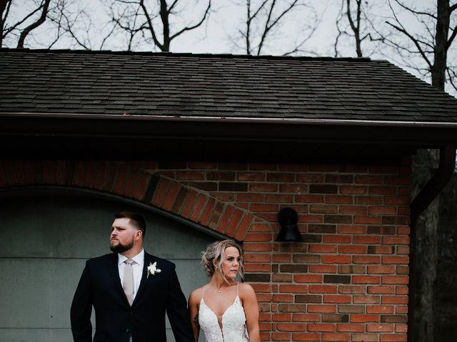 Beau and Timber's Wedding in Ashland, Ohio 17