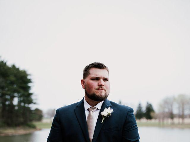 Beau and Timber's Wedding in Ashland, Ohio 20