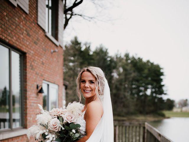 Beau and Timber's Wedding in Ashland, Ohio 22
