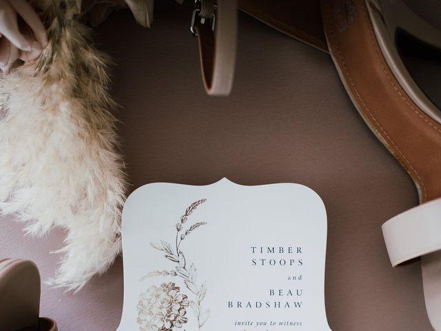 Beau and Timber's Wedding in Ashland, Ohio 25