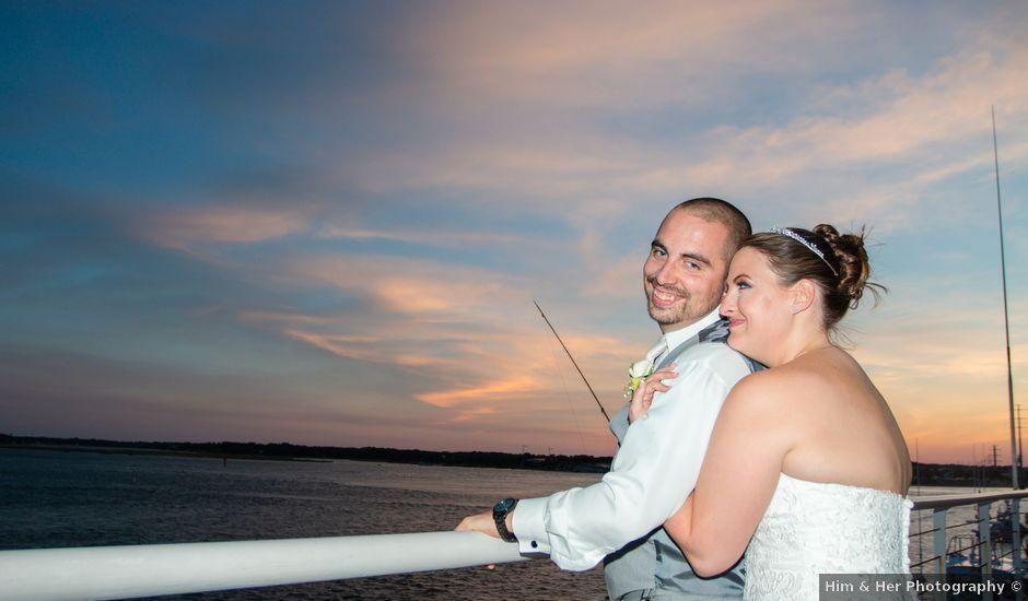 Katie and Terrell's Wedding in Norfolk, Virginia
