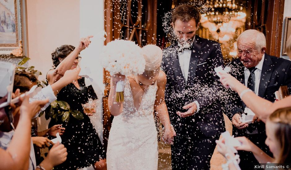 Konstantina and Thanasis's Wedding in Nafpilo, Greece