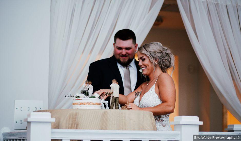 Beau and Timber's Wedding in Ashland, Ohio