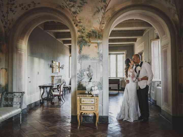 The wedding of Kristeen and Joslyn