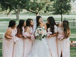 Oscar Deleija and Cristina Olvera's Wedding in Azle, Texas 3