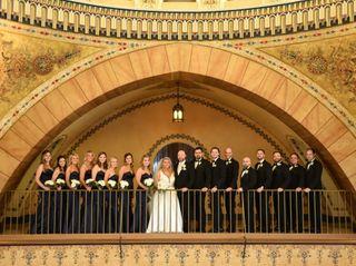 Bob and Megan's Wedding in Medinah, Illinois 3