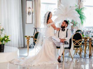 The wedding of Joscelyn  and Josue