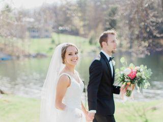 Julianna and Brian's Wedding in Averill Park, New York 16