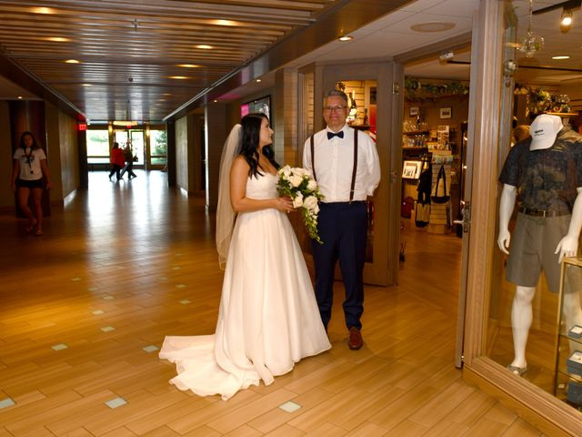 David and Courtney's Wedding in Coeur D Alene, Idaho 1