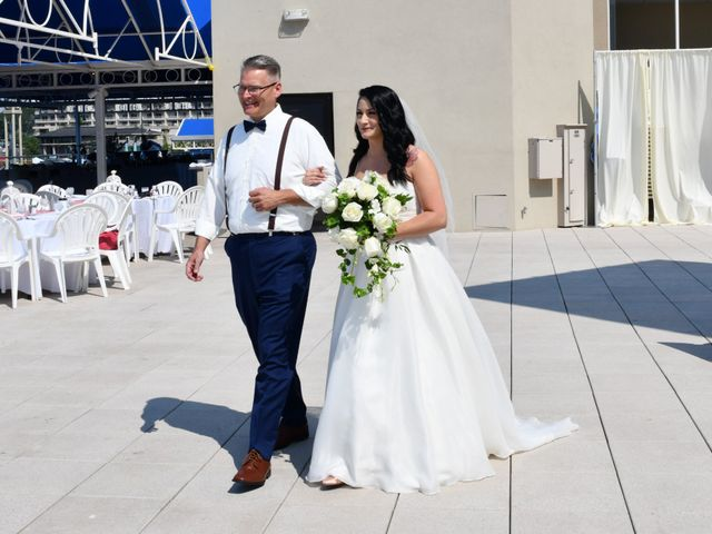 David and Courtney's Wedding in Coeur D Alene, Idaho 13