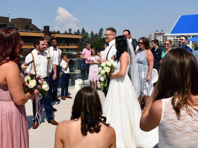 David and Courtney's Wedding in Coeur D Alene, Idaho 14