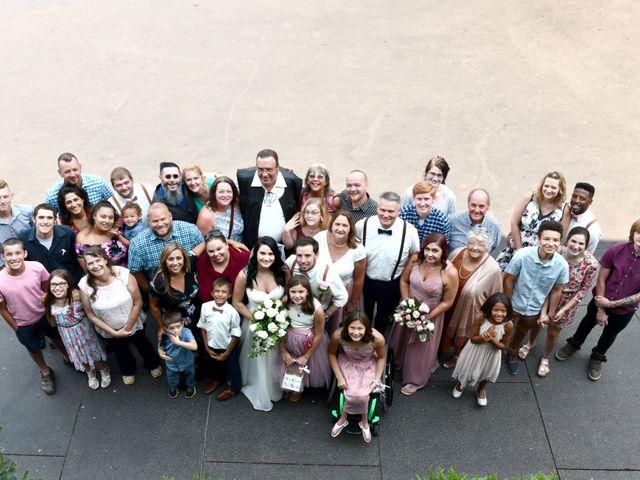 David and Courtney's Wedding in Coeur D Alene, Idaho 16