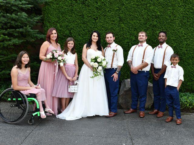 David and Courtney's Wedding in Coeur D Alene, Idaho 17