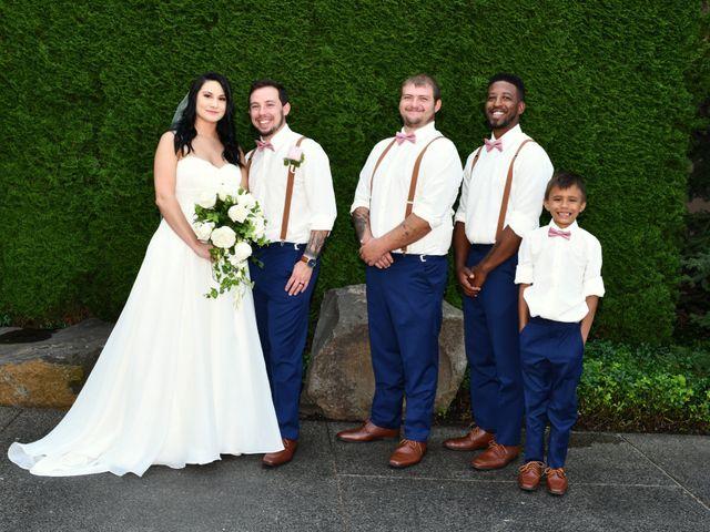 David and Courtney's Wedding in Coeur D Alene, Idaho 20