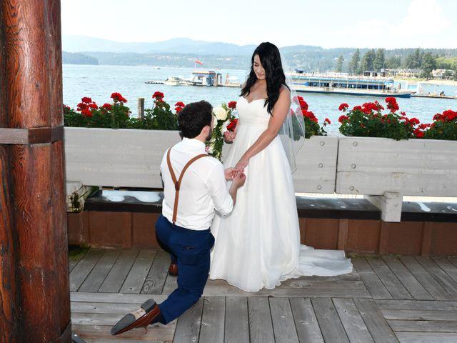 David and Courtney's Wedding in Coeur D Alene, Idaho 22