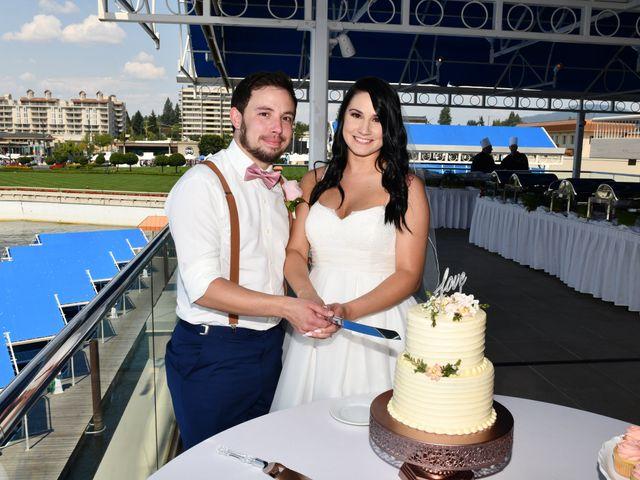 David and Courtney's Wedding in Coeur D Alene, Idaho 27