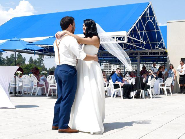 David and Courtney's Wedding in Coeur D Alene, Idaho 28