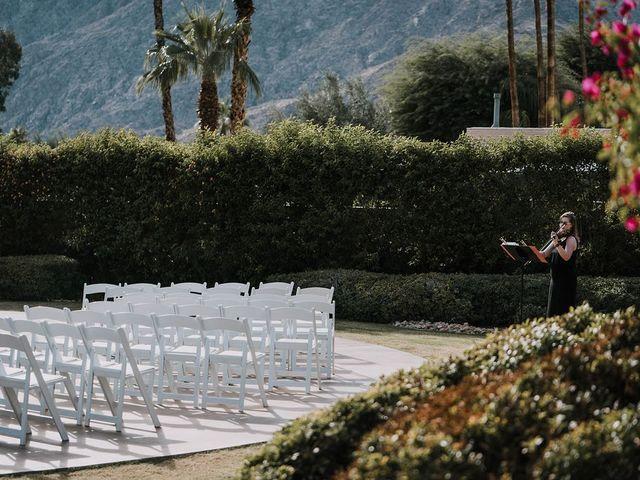 Barrett  and Kiran 's Wedding in Palm Springs, California 7