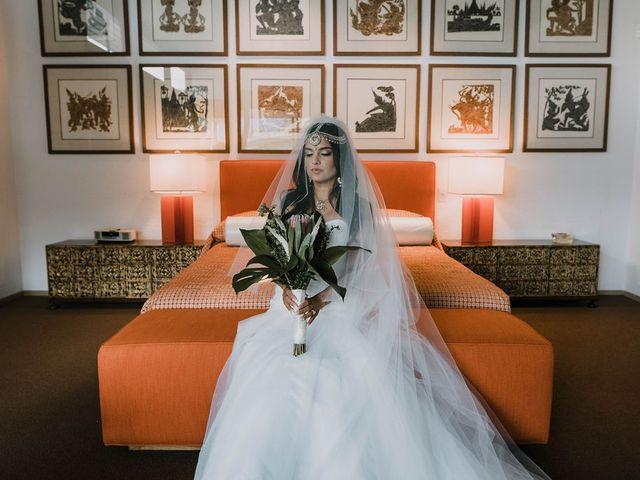 Barrett  and Kiran 's Wedding in Palm Springs, California 18