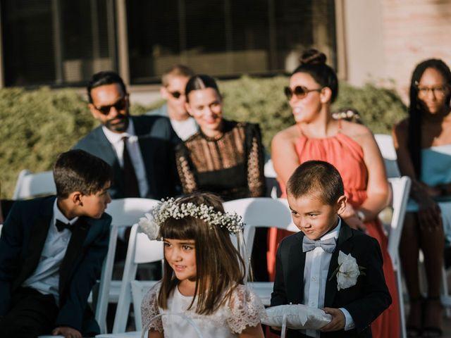Barrett  and Kiran 's Wedding in Palm Springs, California 19