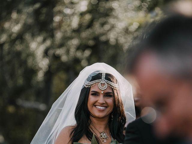 Barrett  and Kiran 's Wedding in Palm Springs, California 21
