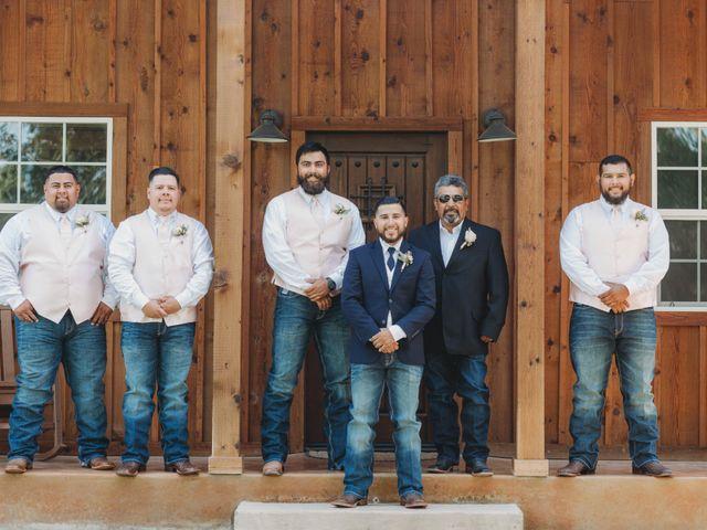 Oscar Deleija and Cristina Olvera's Wedding in Azle, Texas 4