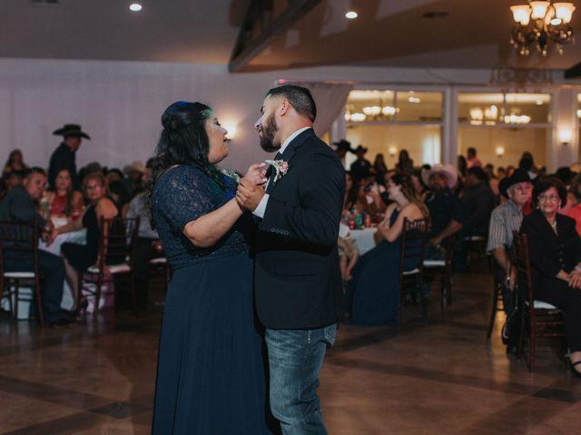 Oscar Deleija and Cristina Olvera's Wedding in Azle, Texas 7