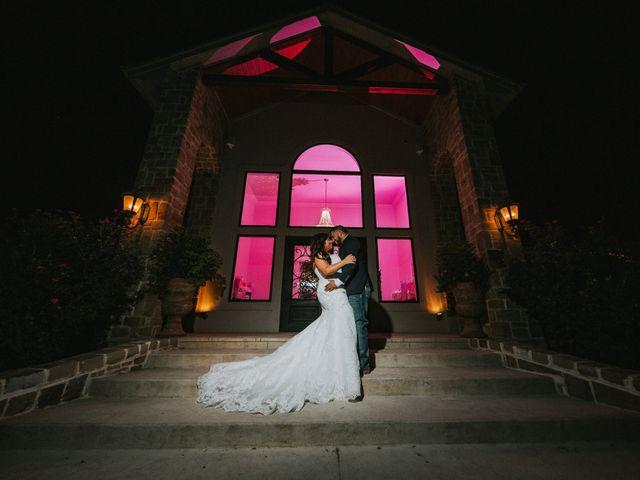 Oscar Deleija and Cristina Olvera's Wedding in Azle, Texas 8