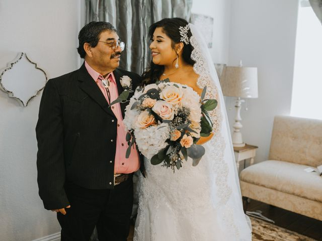 Oscar Deleija and Cristina Olvera's Wedding in Azle, Texas 10