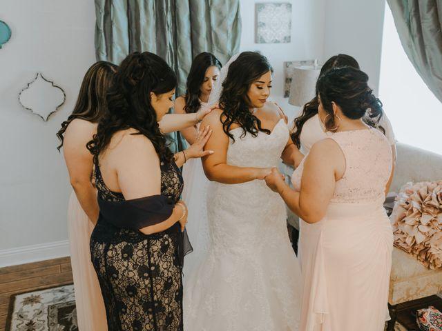 Oscar Deleija and Cristina Olvera's Wedding in Azle, Texas 17