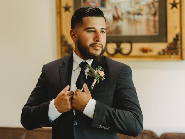 Oscar Deleija and Cristina Olvera's Wedding in Azle, Texas 19