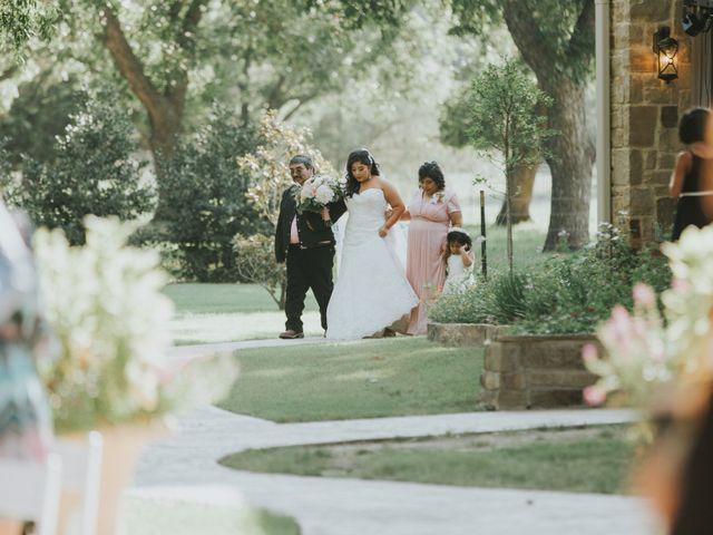 Oscar Deleija and Cristina Olvera's Wedding in Azle, Texas 26