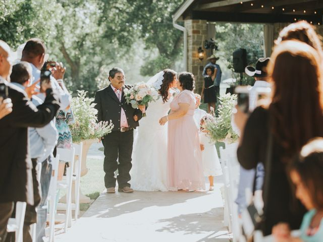 Oscar Deleija and Cristina Olvera's Wedding in Azle, Texas 27