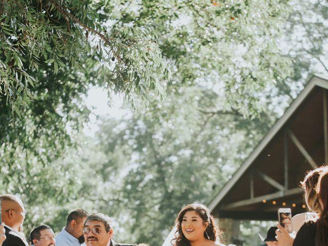 Oscar Deleija and Cristina Olvera's Wedding in Azle, Texas 28