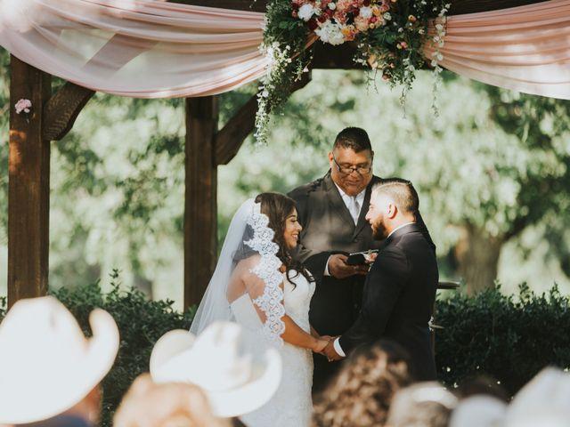 Oscar Deleija and Cristina Olvera's Wedding in Azle, Texas 30